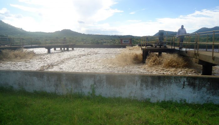 Biological Nutrient Removal (BNR) Sewage Treatment Plant