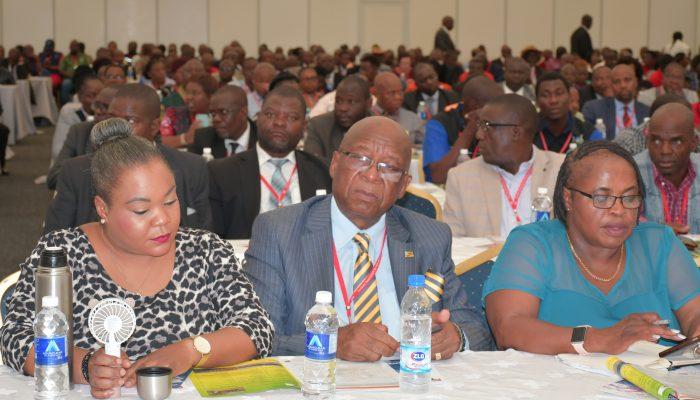 78th Annual Conference participants